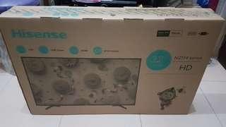 """Hisense 32"""" LED TV Brand new"""
