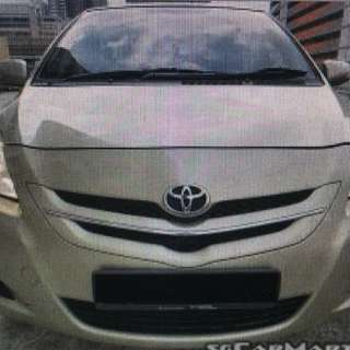 Toyota Vios 1.5a 08 new facelift