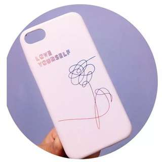 BTS Love Yourself Phone Case