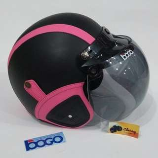 Helm Bogo Banyak Warna