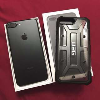 Apple iPhone 7 Plus 128gb in Matte Black