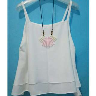 Tangtop blouse