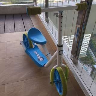 Toddler roller/scooter/balance bike