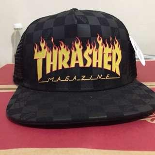 Thrasher x Vans Cap