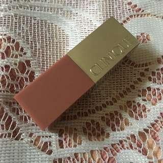 Auth Clinique Nude Pop Mini Lipstick