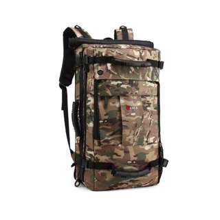 Large Capacity Hiking Adventure Backpack Bag Water Resistant