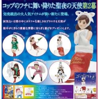 🚚 杯緣子 聖誕節系列 聖誕天使2