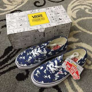 AUTHENTIC:[NEW] Vans x Peanuts Snoopy Skating