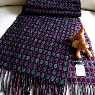 Chanel Vintage Scarf 圍巾 頸巾