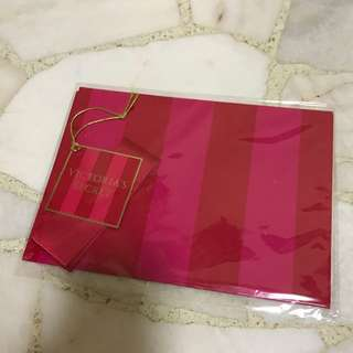 Victoria's Secret Gift wrap / wrapping paper