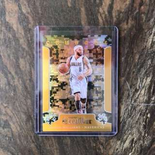 NBA Card Deron Williams Crusade