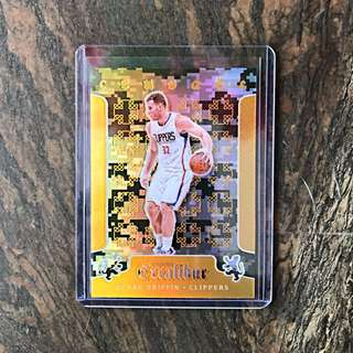 NBA Card Blake Griffin Crusade Card