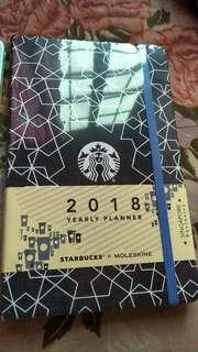 STARBUCKS 2018 Planner