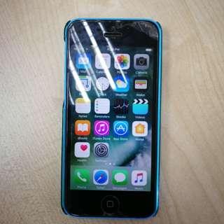Iphone 5c 32gb (blue) MY set