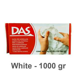 Das Modeling Air Drying Clay 100gr