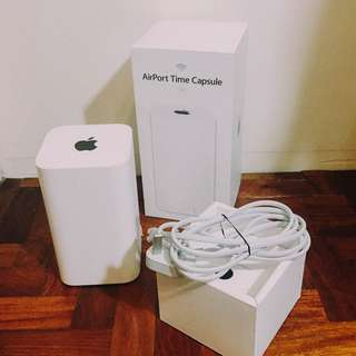 3TB Apple Airport Time Capsule