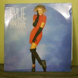 "Kylie Minogue - Got To Be Certain 12"" vinyl"