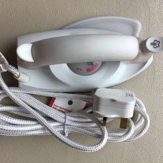 Kenwood travel iron 旅行燙斗