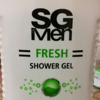 Men Shower Gel