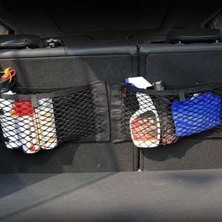 Car Boot Storage Net