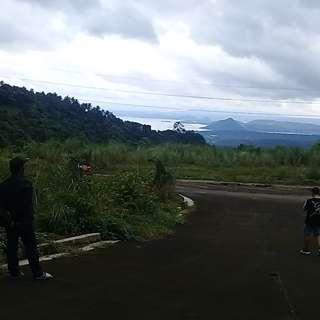 #tagaytay  lots overlooking taal volcano at 5 years zero interest