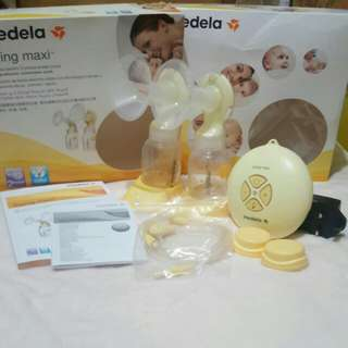 REPRICED!!!🐑MEDELA Swing Maxi Double Electic 2-Phase Breast Pump🐑