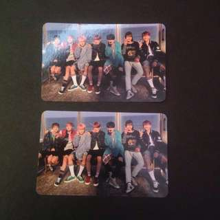 BTS You Never Walk Alone Group Pc