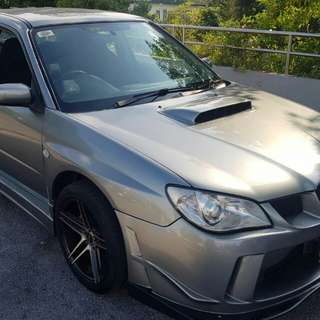 SUBARU 2.0(A) TURBO 2007