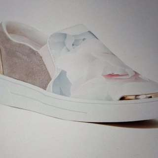 Ted Baker Slip on Sneakers(size 10)