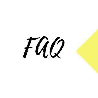 FAQs 💛