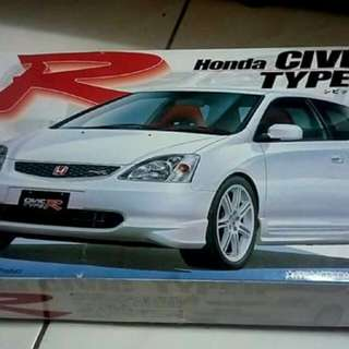 Mokit Honda Civic Ep3 type R