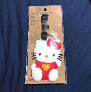 BNIB Hello Kitty Luggage Tag
