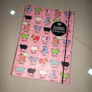 the paper stone journal!