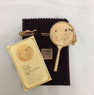 台北故宮仿古梳妝鏡