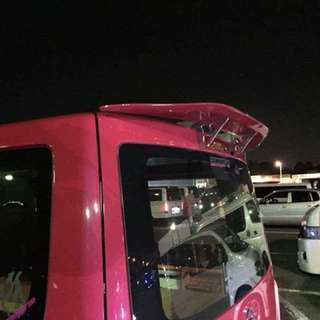 GT Wing for NV350 n Hiace