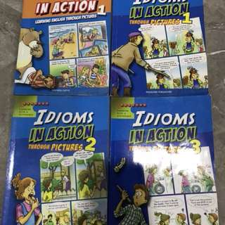 Idioms in action