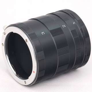 Macro Extension Tube for Sony E-mount Camera