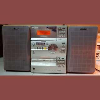 Sony Micro HiFi