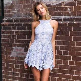 Lace Life Dress Lilac
