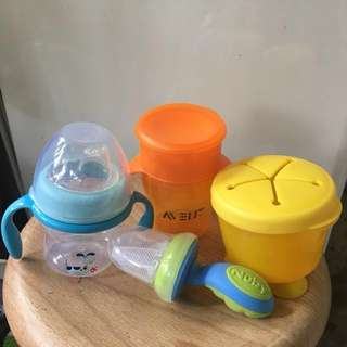 Avent, Chicco, nuby, fisher price