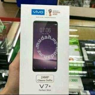 Ajukankan Cicilan Vivo V7plus Prosea Cepat dan Kilat