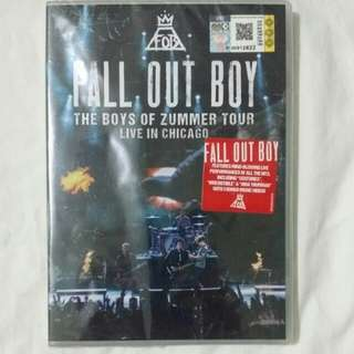 [Music Empire] Fall Out Boy - The Boys Of Zummer Live In Chicago Concert DVD