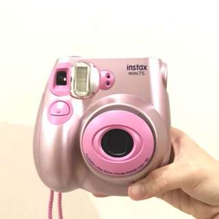 Instax Mini 7s (including 3 new boxes of films & 2 new photo albums)