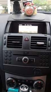 W204. C180 2010 Model Stereo Set (2-Din)