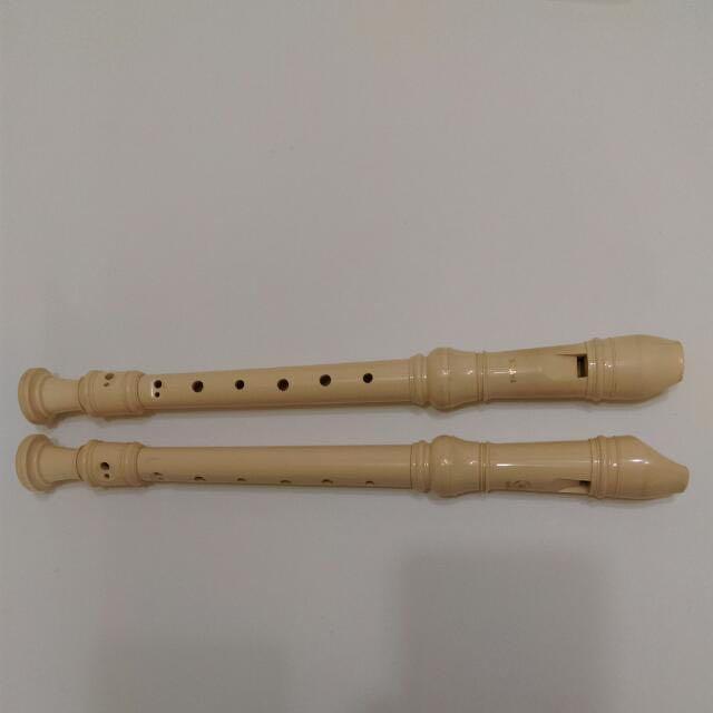 二手高音直笛