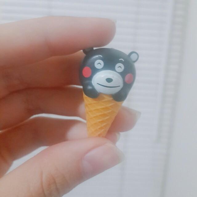熊本熊 甜筒 扭蛋 轉蛋