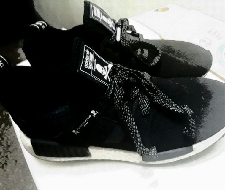 adidas mastermind black shoes