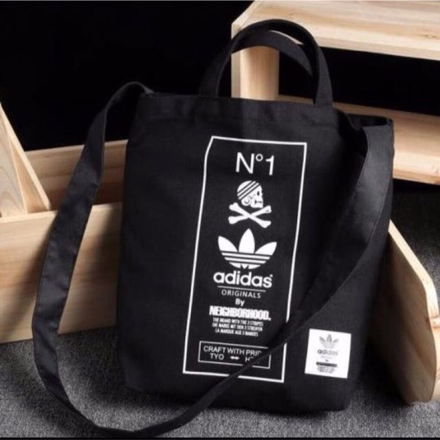 d44d60ec9 Adidas Originals x Neighborhood Canvas Tote Bag (price negotiable ...