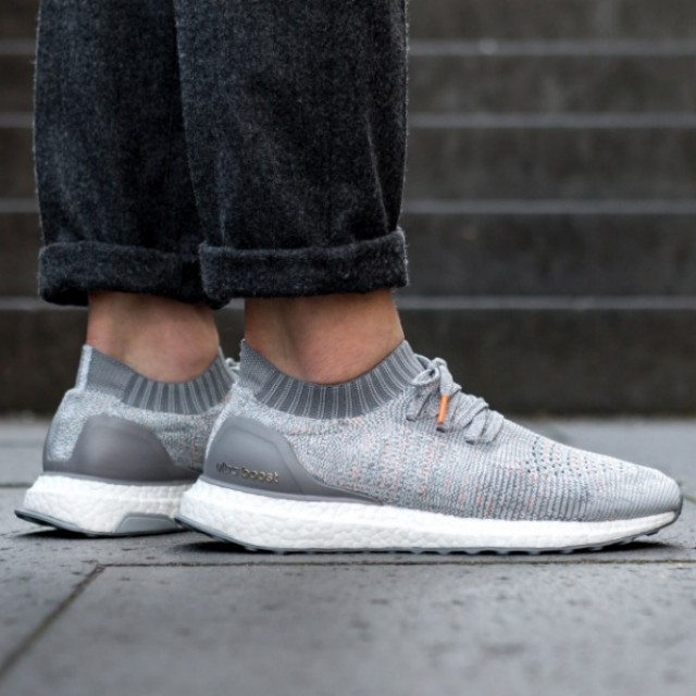 d4a60788d452 Adidas Ultra Boost Uncaged Multicolor Grey Gray
