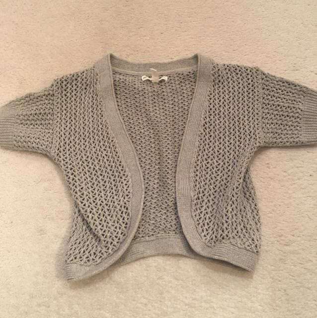 Aeropostale knit cardigan